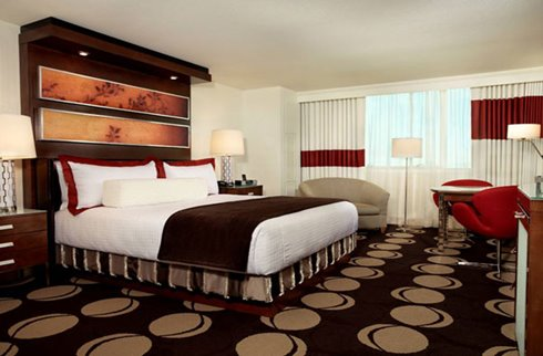 Mirage Ruby Room