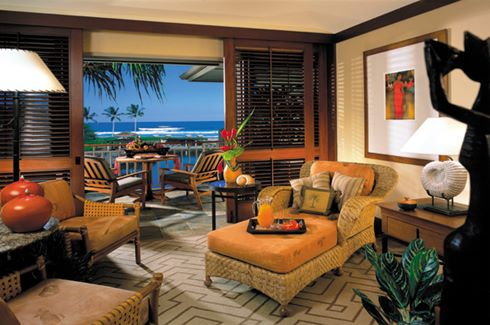 Oceanview Room