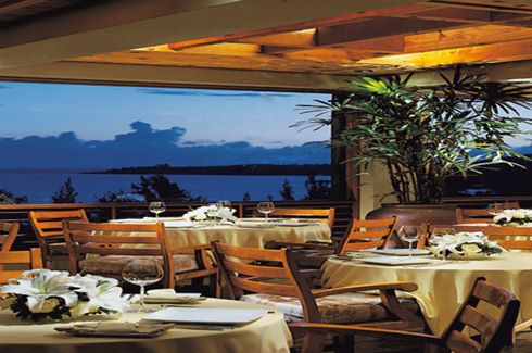 The Banyan Tree Restaurant