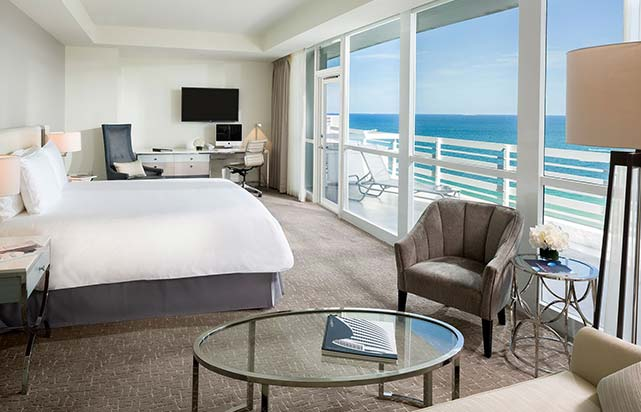 OceanFront Junior Suite with Balcony