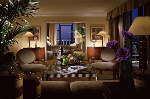 Beverly Wilshire Suite