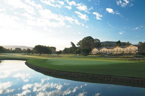 Hotel & Golf Course