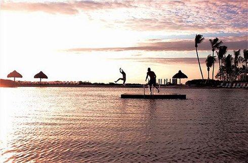 Lagoon Sunrise