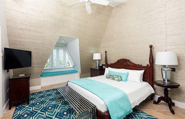 Suite - Master Bedroom