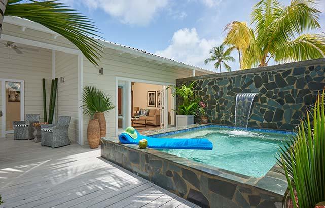 Premium Plunge Pool Butler Suite - Pool View