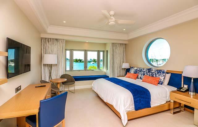 Marina View Cabin