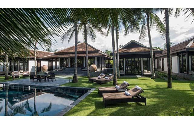 Three Bedroom Hilltop Pool Villa