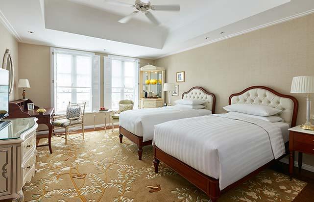 Twin Bed Suite - Bedroom