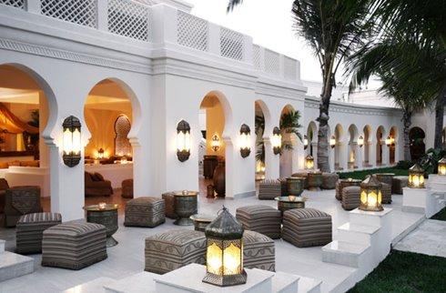 Baraza Resort Bar Exterior
