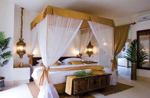 Baraza Resort Bedroom