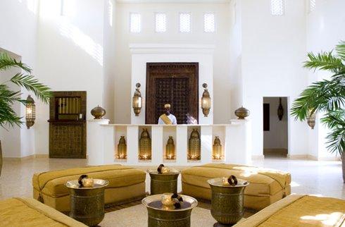 Baraza Resort Reception
