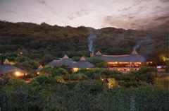 Amakhala Game Reserve - Safari Lodge