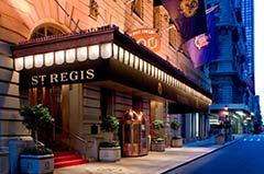 The St Regis New York