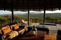 Thanda Private Game Reserve - Tented Camp